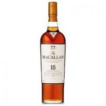 Macallan 18 años Whisky (1996)