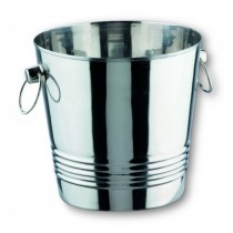 CUBO HIELO ENFRIABOTELLAS INOXIDABLE GARINOX DE LACOR