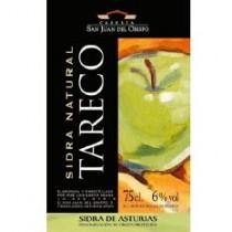 Sidra Natural Tareco