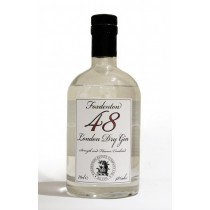 Foxdenton London Dry Gin 48%