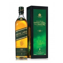 Johnnie Walker Green Label Reserva 15 Años, 1 Litro