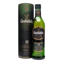 Glenfiddich 12 Años 1l