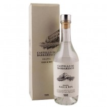 Gaia Rey Castello di Barbaresco Grappa