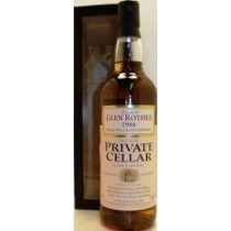 Glenrothes 1986 Private Celler