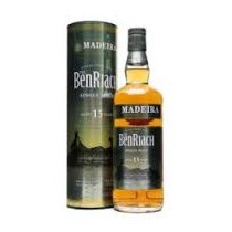 The BenRiach 15 años